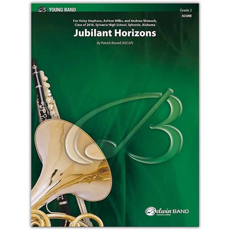 BELWINJubilant Horizons Conductor Score 2 (Easy)