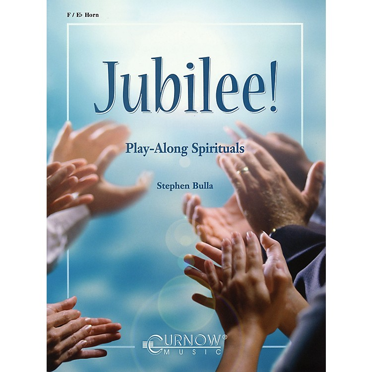 Curnow Music Jubilee! - Play-Along Spirituals Concert Band Level 3 Composed by Stephen Bulla