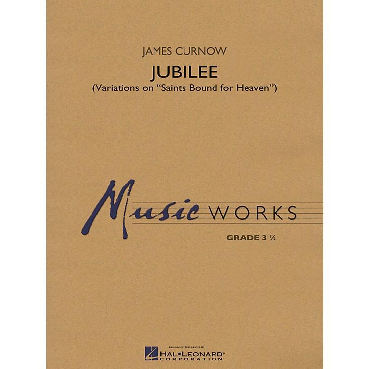 Hal LeonardJubilee (Variations on Saints Bound for Heaven) - Music Works Series Grade 3