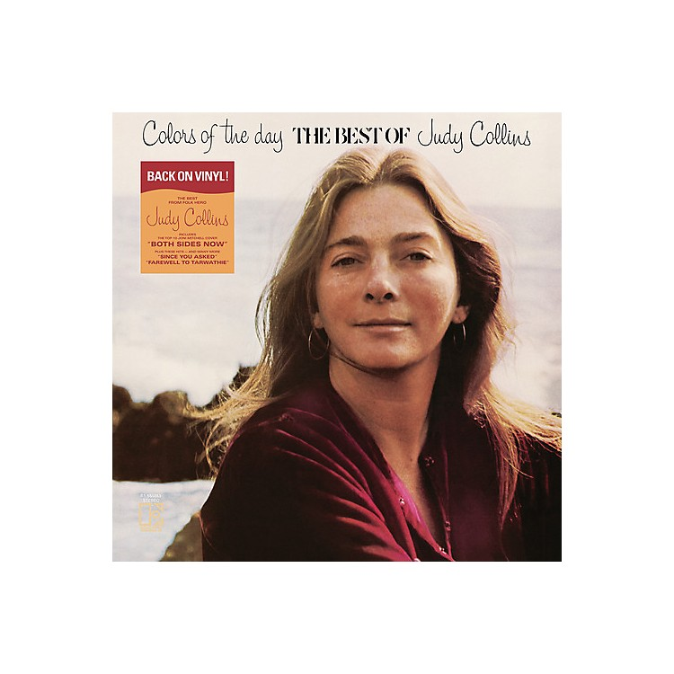 AllianceJudy Collins - Colors Of The Day The Best Of Judy Collins (CCVinyl.com Exclusive)