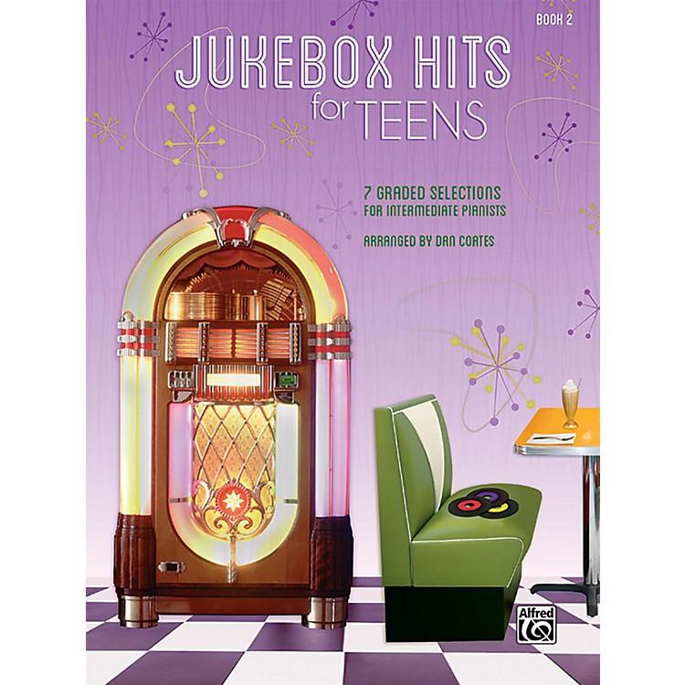 AlfredJukebox Hits for Teens Book 2 Intermediate Songbook