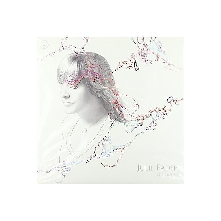 AllianceJulie Fader - Outside in (White Vinyl)