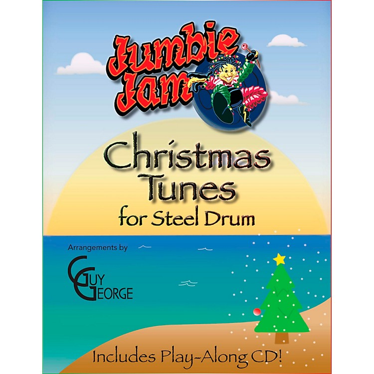 PanyardJumbie Jam Christmas Tunes for Steel Drum (Book)Volume 1