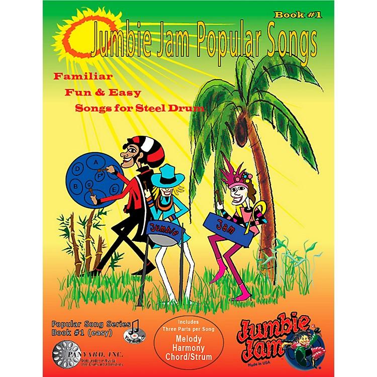 PanyardJumbie Jam Popular Song Book #1Volume 1