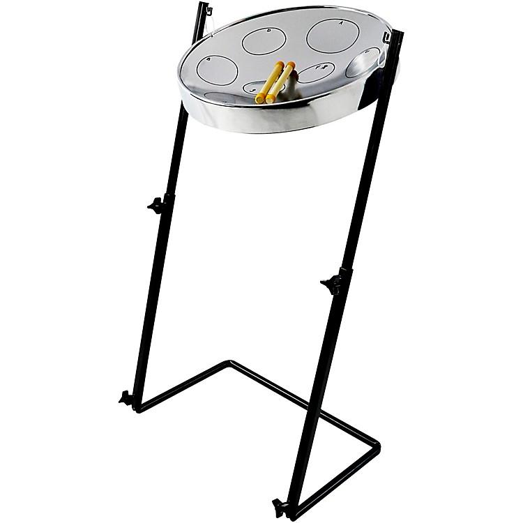 PanyardJumbie Jam Steel Drum Kit with Metal Z-Floor StandChrome