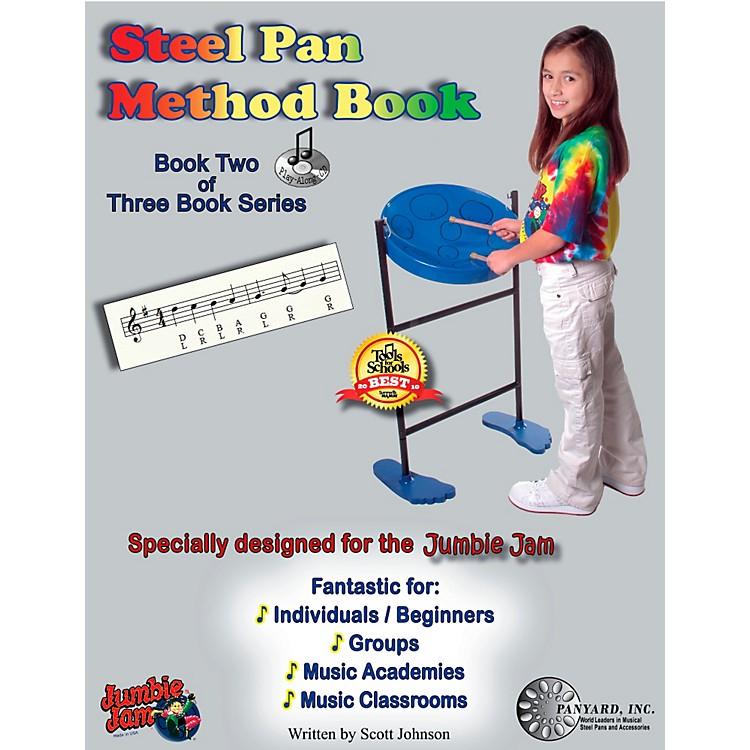PanyardJumbie Jam Steel Pan Method Book 2