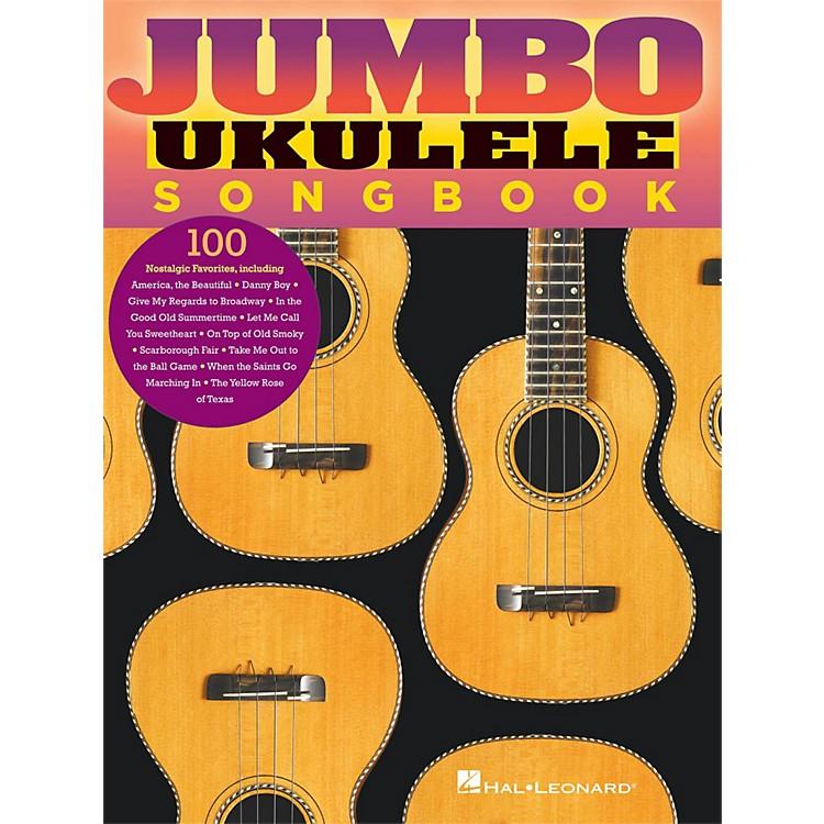 Hal LeonardJumbo Ukulele Songbook
