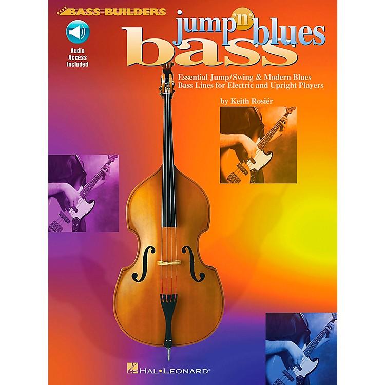 Hal LeonardJump 'n' Blues Bass (Book/CD)