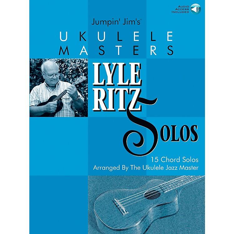 Flea Market MusicJumpin' Jim's Ukulele Masters: Lyle Ritz Solos (Book/CD)