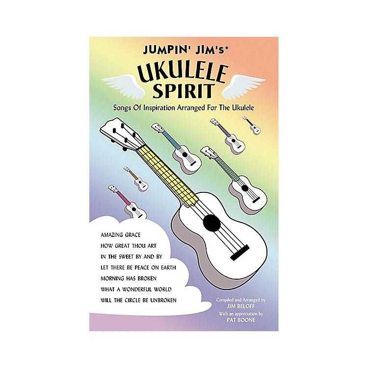 Flea Market MusicJumpin' Jim's Ukulele Spirit Tab Songbook
