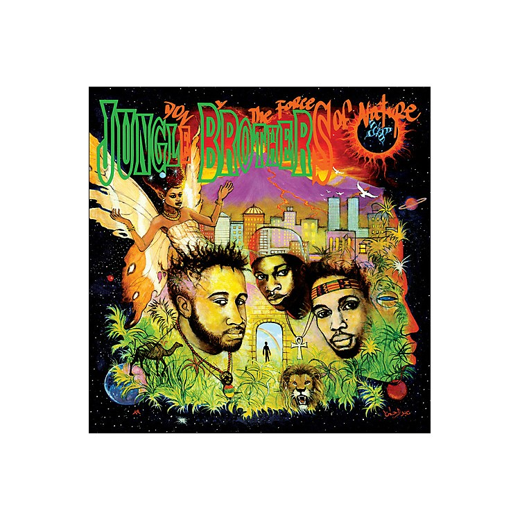 AllianceJungle Brothers - Done By The Forces Of Nature