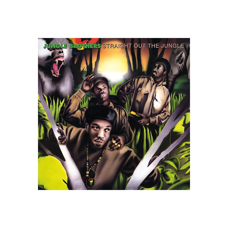 AllianceJungle Brothers - Straight Out the Jungle