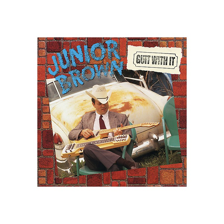 AllianceJunior Brown - Guit with It