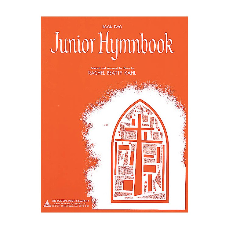 Music Sales Junior Hymnbook (Book 2) Music Sales America Series Arranged by Rachel Beatty Kahl