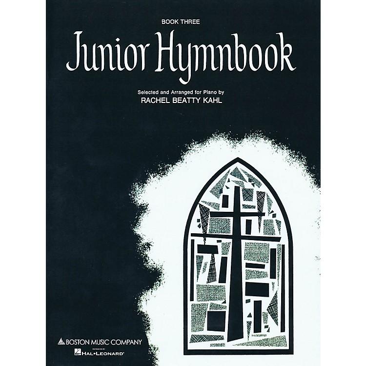 Music SalesJunior Hymnbook (Book 3) Music Sales America Series Softcover Arranged by Rachel Beatty Kahl