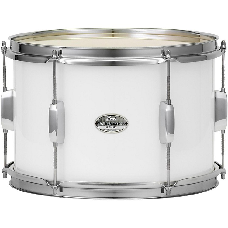 Pearl Junior Marching Single Tenor and Carrier 10 x 7 in.