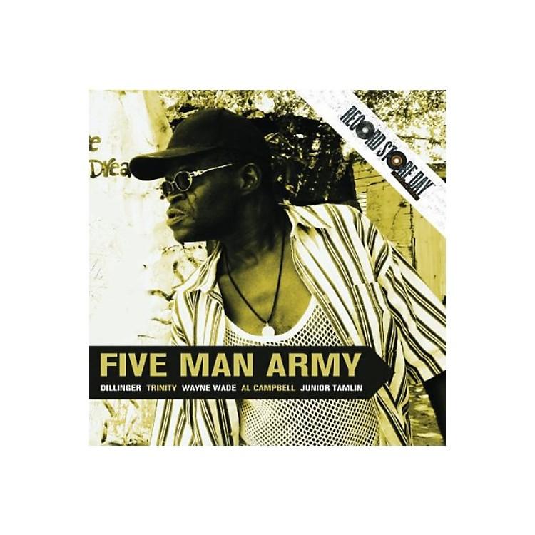 AllianceJunior Tamlins - Five Man Army