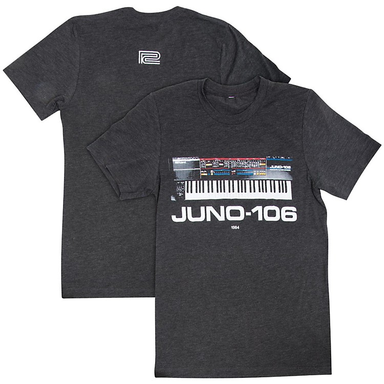 Roland Juno CrewT-Shirt Large