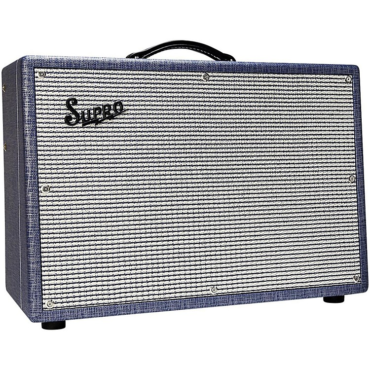 supro jupiter 60w 1x12 tube guitar combo amplifier music123. Black Bedroom Furniture Sets. Home Design Ideas
