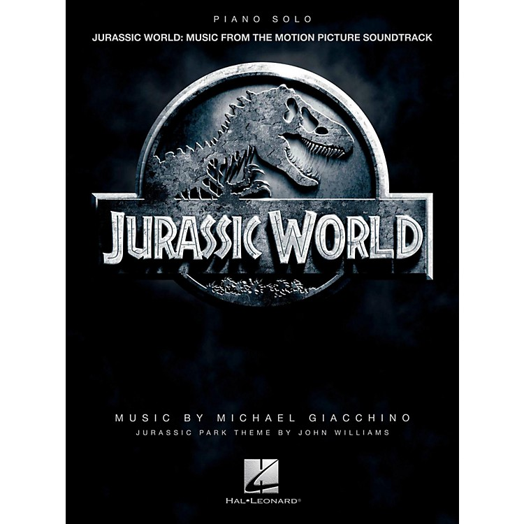 Hal LeonardJurassic World - Music From The Motion Picture Soundtrack Piano Solo Songbook