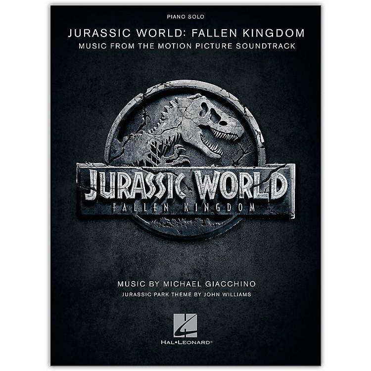 Hal LeonardJurassic World: Fallen Kingdom Piano Solo