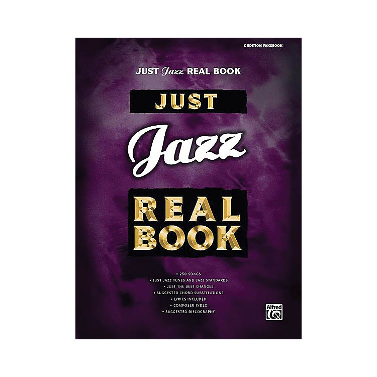 Hal LeonardJust Jazz Real Book (Bass Clef Edition) Fake Book Series Softcover