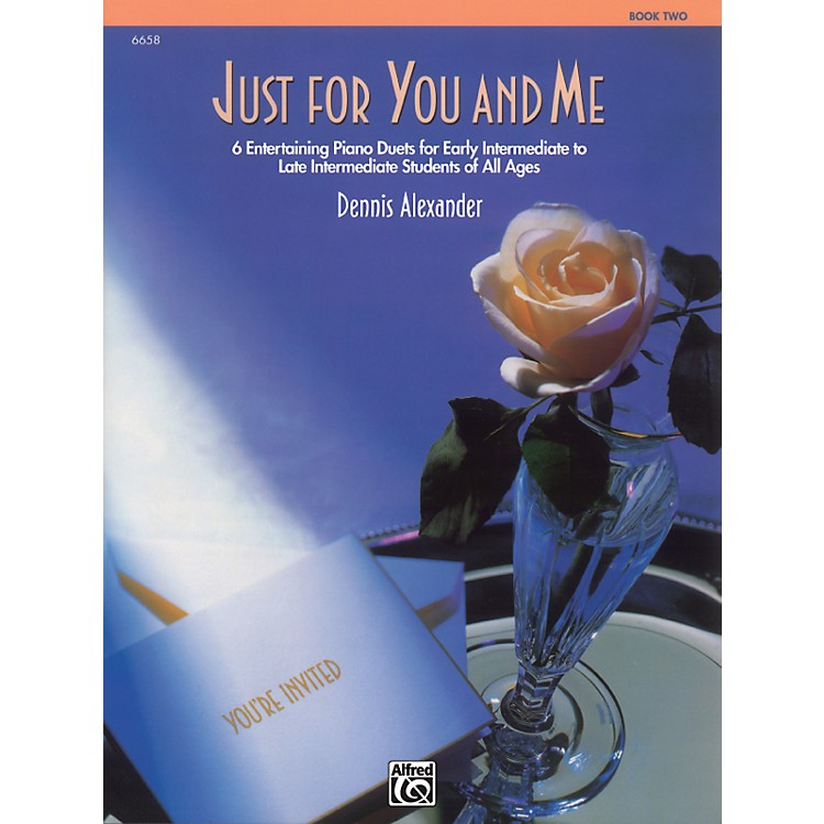 AlfredJust for You & Me Book 2