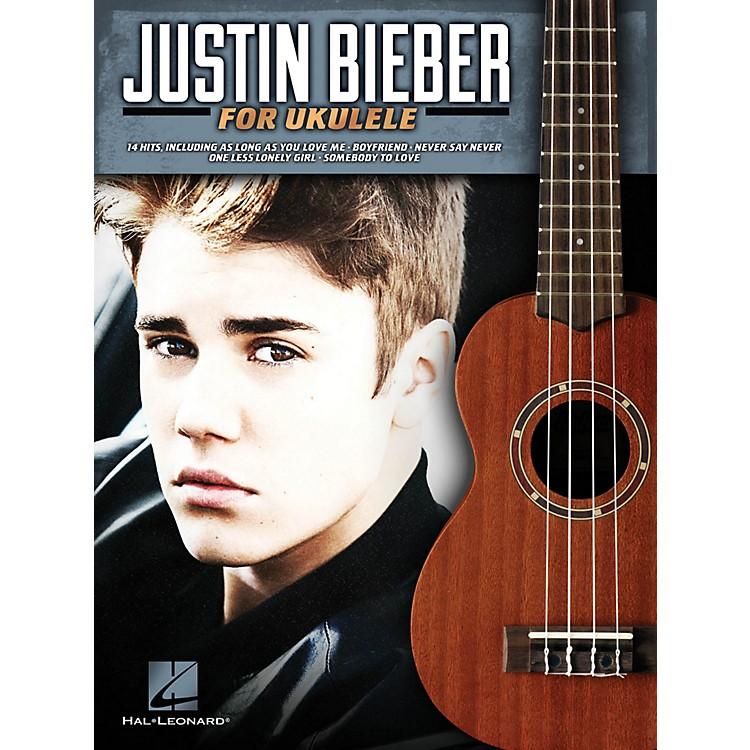Hal LeonardJustin Bieber For Ukulele