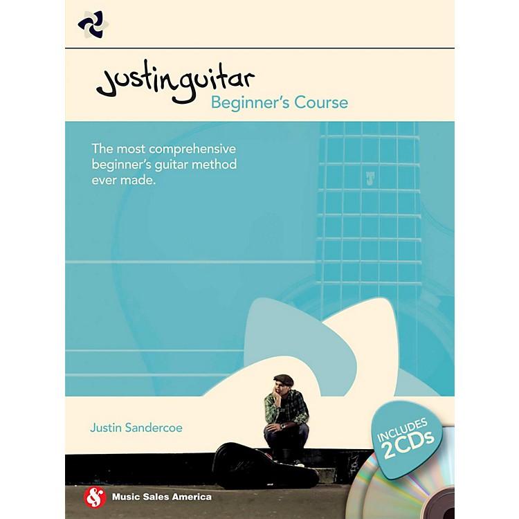 Hal LeonardJustin Guitar - Beginner's Course (Book/2-CD Pack)