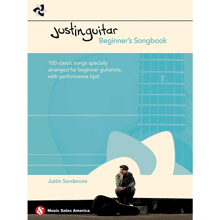 Hal LeonardJustin Guitar - Beginner's Songbook