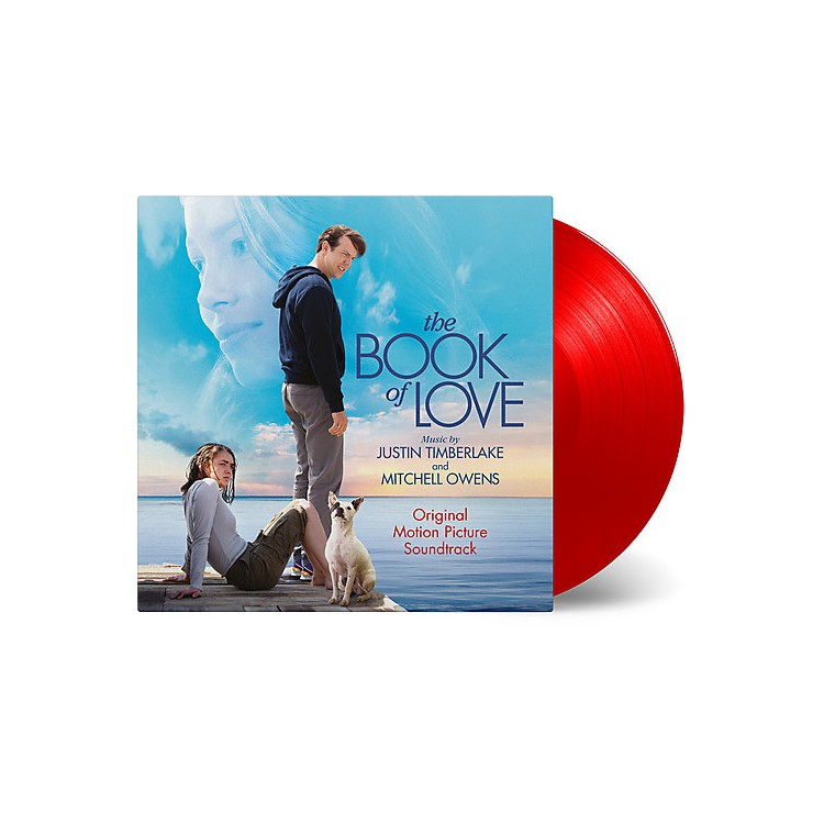 Alliance Justin Timberlake - The Book Of Love (original Soundtrack)