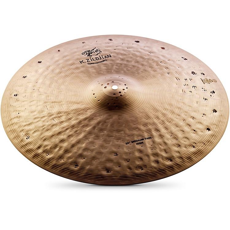 ZildjianK Constantinople Medium Thin High Ride Cymbal20 in.