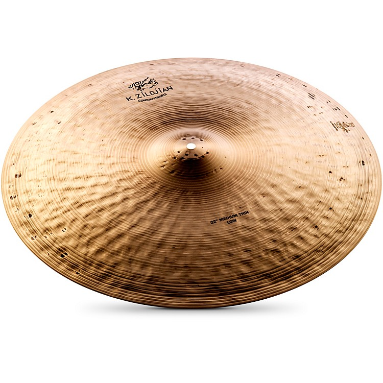 Zildjian K Constantinople Medium Thin Low Ride  22