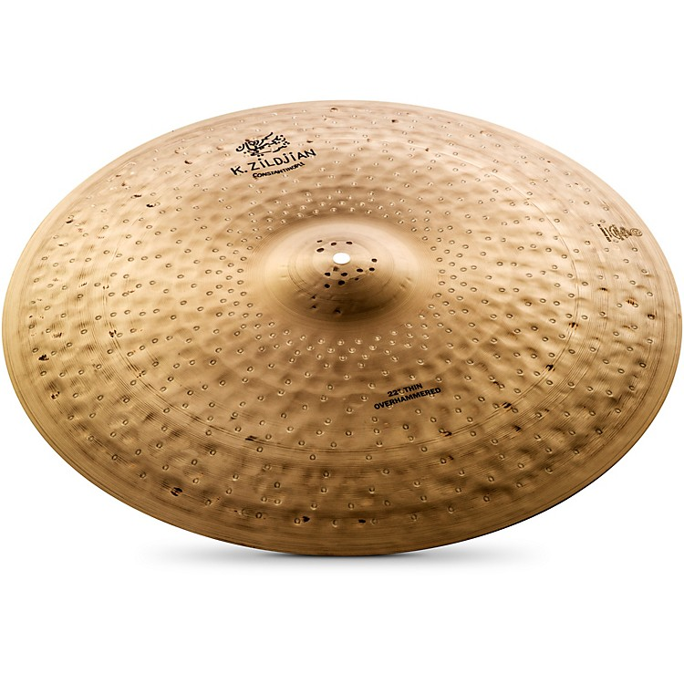Zildjian K Constantinople Over-hammered Thin Ride 22 in.