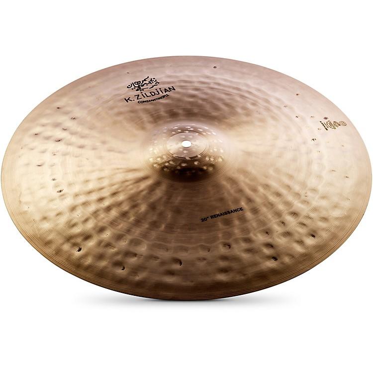 ZildjianK Constantinople Renaissance Ride Cymbal20 in.