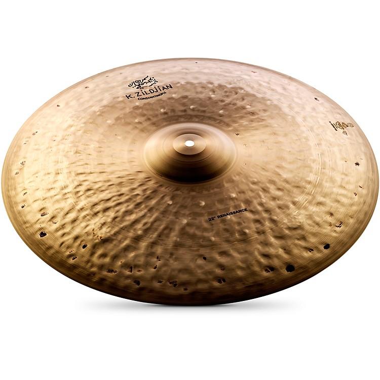 ZildjianK Constantinople Renaissance Ride Cymbal22 in.