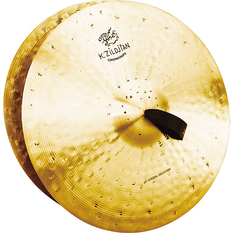 Zildjian K Constantinople Special Selection Medium Heavy Crash Cymbal Pair 20 in.