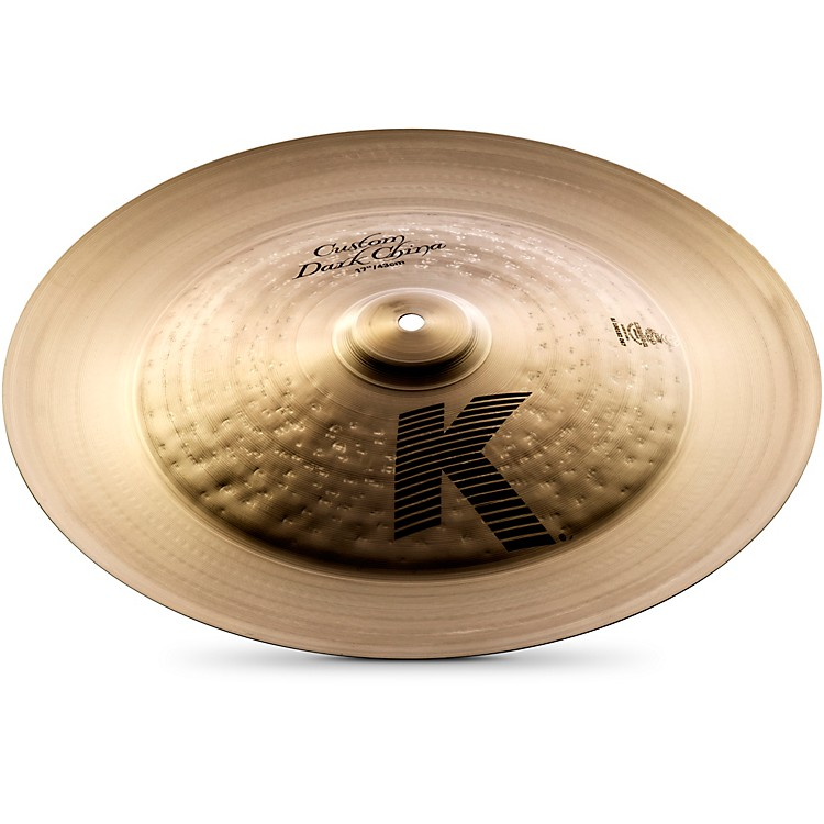 Zildjian K Custom Dark China Cymbal  17 in.