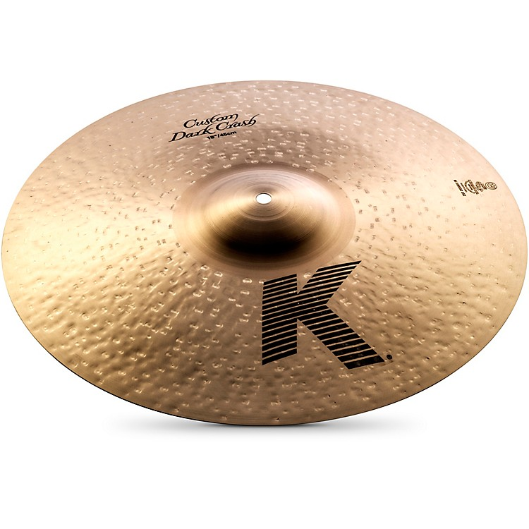 ZildjianK Custom Dark Crash Cymbal17 in.