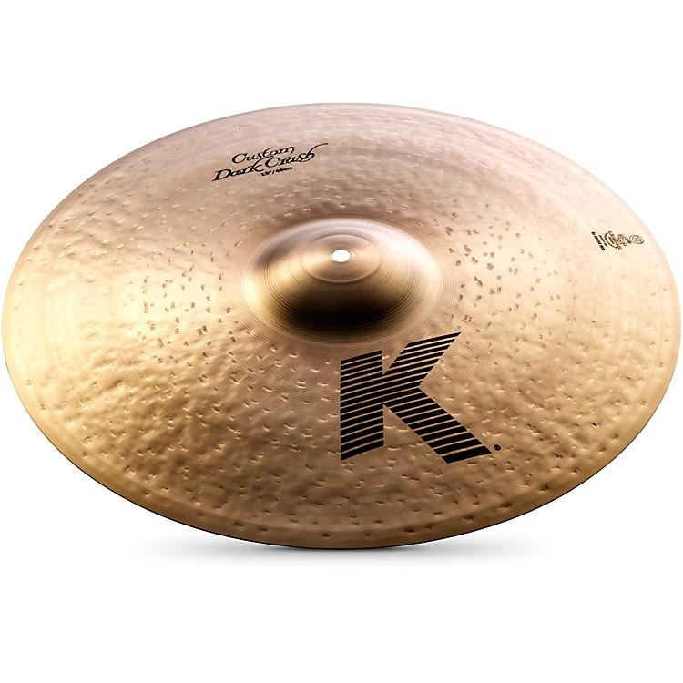 ZildjianK Custom Dark Crash Cymbal19 in.