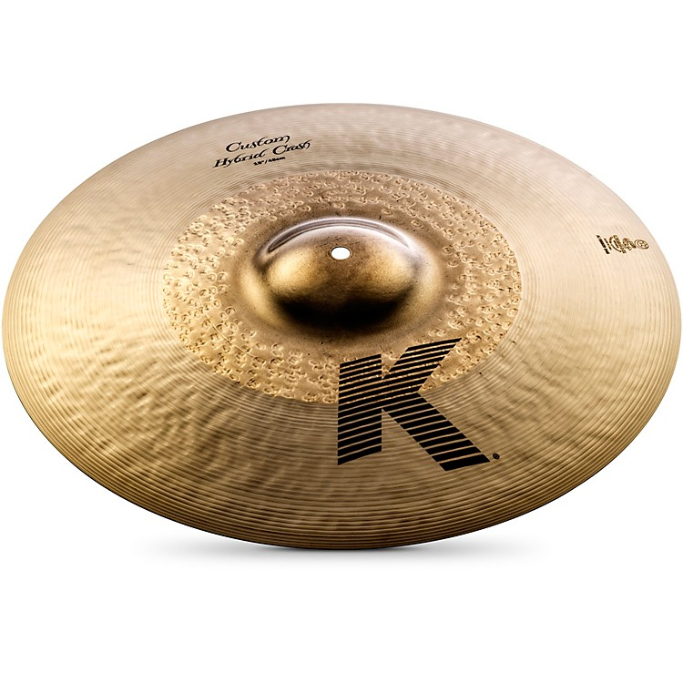 Zildjian K Custom Hybrid Crash  19 in.