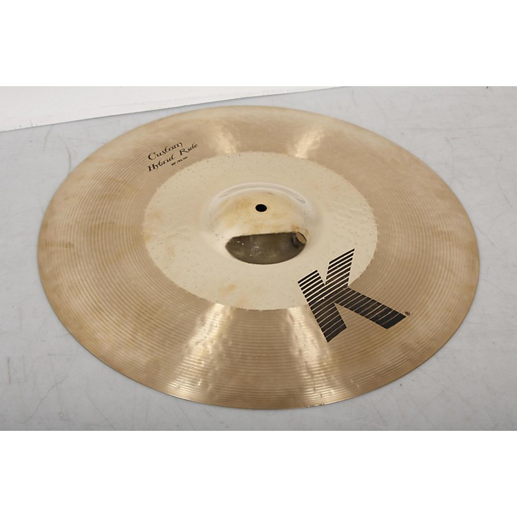 Zildjian K Custom Hybrid Ride 20 In 888365893587