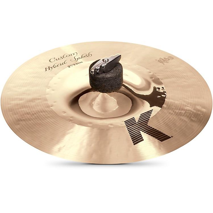 ZildjianK Custom Hybrid Splash Cymbal9