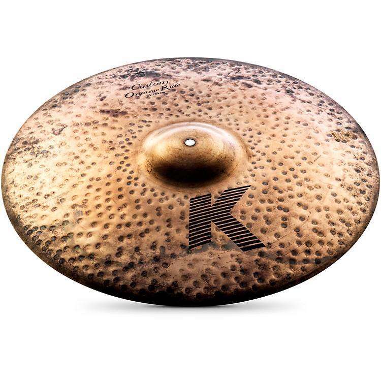 ZildjianK Custom Organic Ride Cymbal21 in.