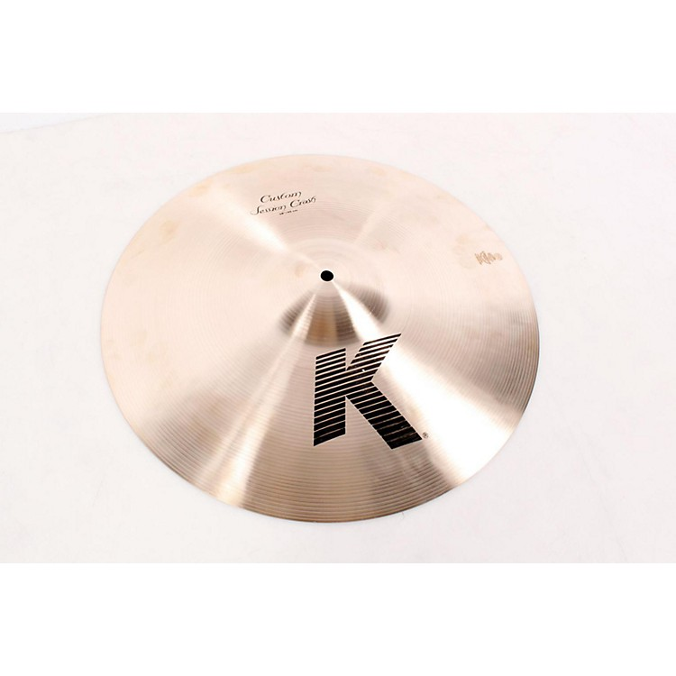 ZildjianK Custom Session Crash Cymbal888365113609
