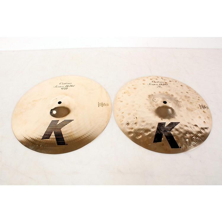 ZildjianK Custom Session Hi-Hat Cymbals14 in.888365848600