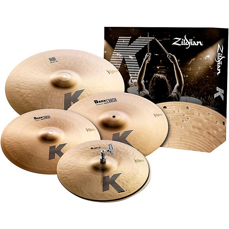 ZildjianK Cymbal Pack