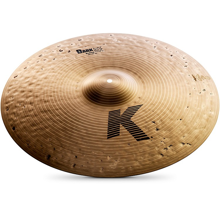 Zildjian K Dark Medium Ride Cymbal 22 in.