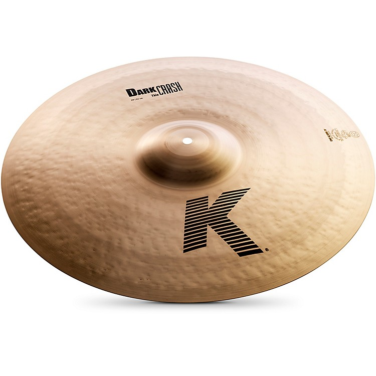 Zildjian K Dark Thin Crash Cymbal  20 in.