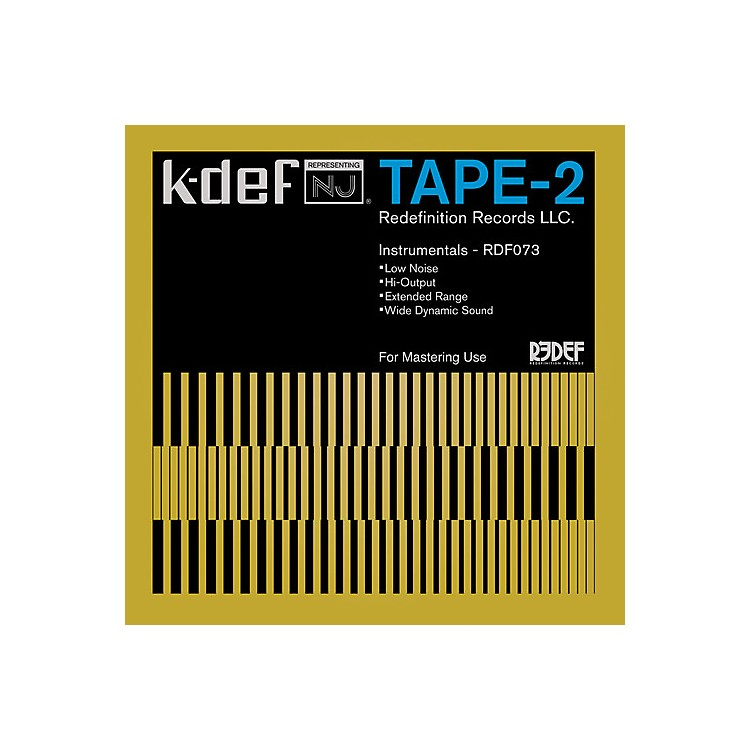 Alliance K-Def - Tape Two